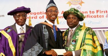 Best Student in Lasu