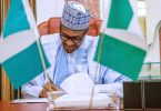 Muhammadu-Buhari-Signs-Minimum-Wage